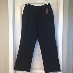 New With Tags: Black Lane Bryant trousers